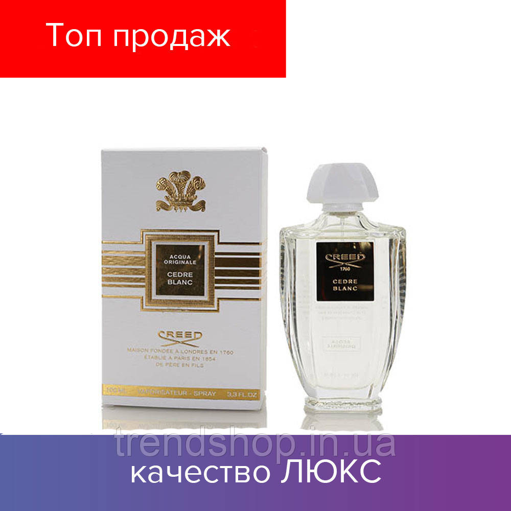 Creed Aqua Original Cedre Blanc Eau De Parfum 100 Mlпарфюмированная