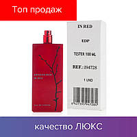100 mlTester Armand Basi in Red Women. Eau de Parfum |Оригинальній тестер парфюм Арманд Баси Ин Ред 100мл