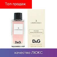 100 ml Tester Dolce & Gabbana L'imperatrice 3 LUX. Eau de Toilette   | Тестер 3 Императрица 100 мл