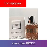 100 ml Tester Valentino Valentino Uomo. Eau de Toilette    Тестер Туалетная вода Валентино Уомо 100 мл