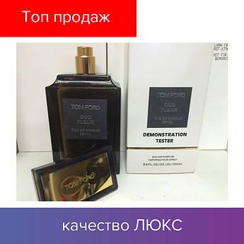 100 ml Tester Tom Ford Oud Fleur. Eau de Parfum   | Тестер Парфюм Том Форд Уд Флер 100 мл