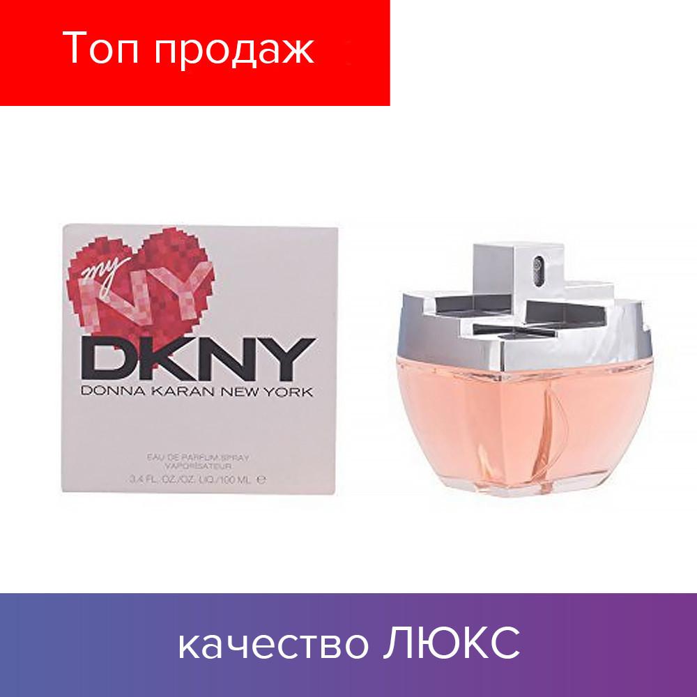 100 Ml Donna Karan New York Dkny My Ny Eau De Parfum