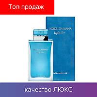 100 ml Dolce & Gabbana D&G Light Blue Eau Intense Pour Femme. Natural Spray   | Духи Дольче Габана 100 мл