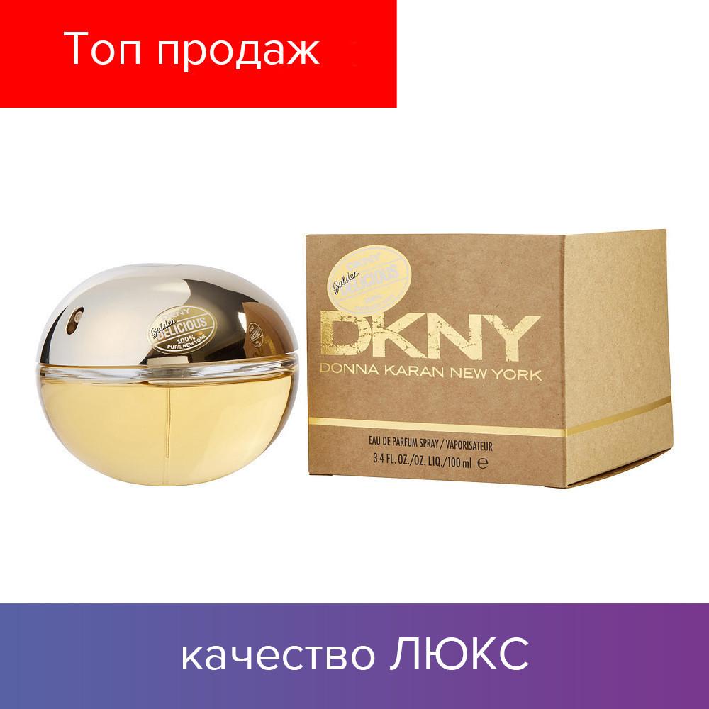 100 Ml Donna Karan Dkny Golden Delicious Skin Hydra Eau De Toilette