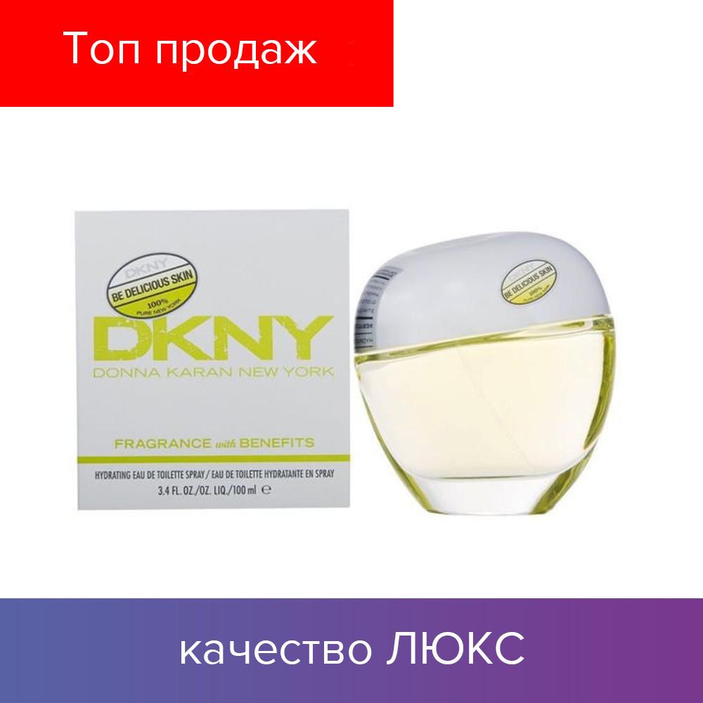 100 Ml Donna Karan New York Dkny Be Delicious Skin Eau De Toilette