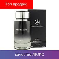 120 ml Mercedes-Benz For Men Intense. Eau de Toilette  | Туалетная Вода Мерседес Бенц Фор Мен Интенс 120 мл