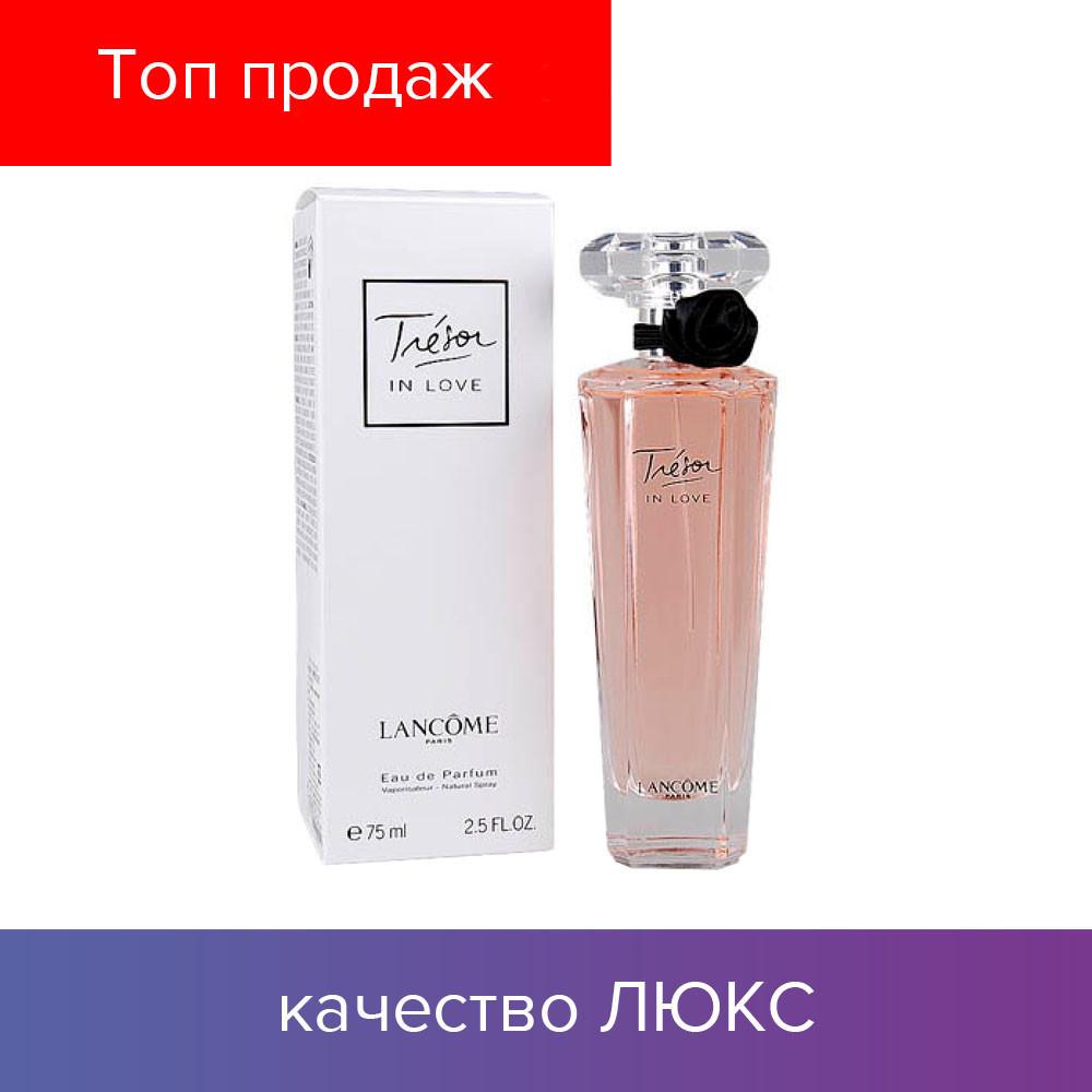 75 ml Tester Lancome Tresor In Love. Eau de Parfum  | Тестер Ланком Трезор Ин Лав 75 мл