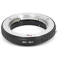 Адаптер для объективов Minolta MD на камерах Sony A/Minolta