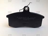 Колодка тормозная передняя (4шт) ВАЗ 2108-2109. V218.Finwhale, фото 1