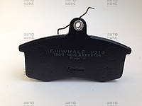 Колодка тормозная передняя Finwhale V218 на ВАЗ 2108-2109., фото 1