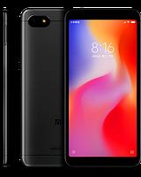 Смартфон Xiaomi Redmi 6A 2/32GB Black , фото 1