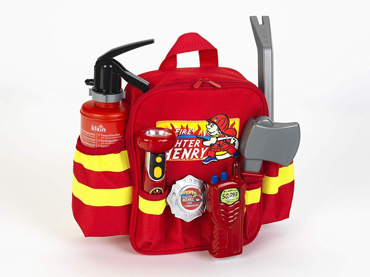Набір пожежного в рюкзаку Klein 89000