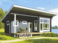 Строим быстровозводимые дачные дома под ключ, каркасные дома по Канадской технологии