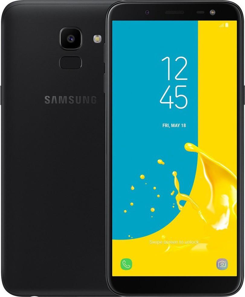 Сенсорный мобильный телефон Samsung SM-J600 3/32 Black