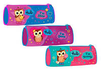 Пенал-косметичка Willy для дівчинки SWEET OWLS WL-7142
