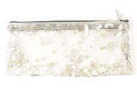 Пенал косметичка KIDIS с голографическими пайетками 22*9,5 см