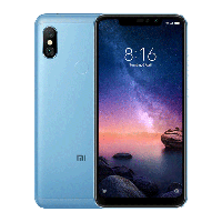 Смартфон Xiaomi Redmi 6 4/64GB Blue, фото 1