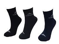 Носки женские спортивные темное ассорти Адидас, фото 1
