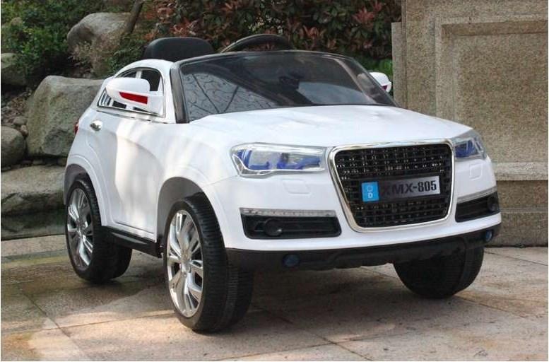 Детский электромобиль Джип Tilly XM805, белый
