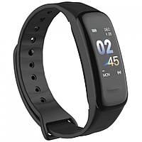 Фитнес-браслет Smart Bracelet C1 Plus Black, фото 1