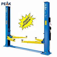 Подъемник PEAK 208 2-х стоечный 3,5т с нижней синхронизацией  380В (шт.)