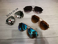 Мужские солнцезащитные очки капля Chrome Hearts _реплика