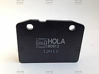 Колодки тормозные передние Hola BD812 на ВАЗ 2101-2107., фото 1