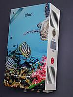 Газовая колонка ДИОН JSD 10 дисплей(черепашки), фото 1