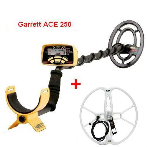 Металлоискатель Garrett ACE 250 с NEL Tornado