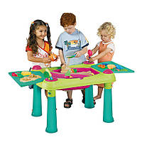 Детский столик-песочница Keter Kids Sand & water table 17184058, фото 1