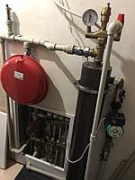 Котел индукционный 10 кВт х 3 фазы
