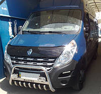 Дефлектор капота (мухобойка) Renault Master II 2010-2014, Vip Tuning, RL32
