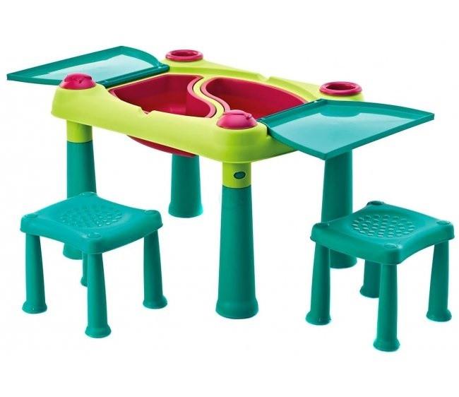 Детский столик-песочница Keter Kids Creative Fun Table 17184184