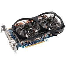 Видеокарта GIGABYTE  GeForce GTX 650 Ti 2048MB DDR5 (128 bit) (HDMI, DVI)