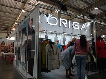 """Выставочный стенд для торговой марки """"ORIGA"""""""