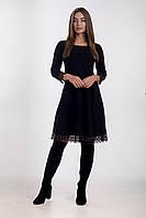 Платье K&ML 505 черный 46