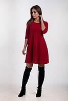 Платье K&ML 503 красный 46, фото 1