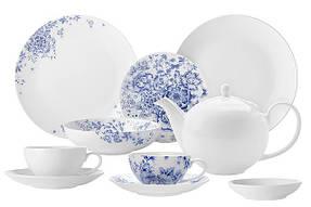 Фарфоровая посуда для сервировки