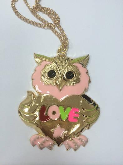 Розовая Сова, LOVE