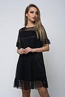 Платье K&ML 506 черный 46 - 48