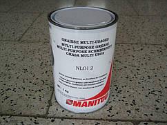 Масло для смазки стрелы Маниту Manitou (оригинал) OEM 161590