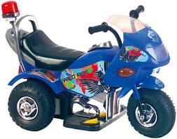 Детский мотоцикл Tilly T-721, синий