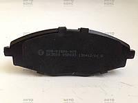 Колодки тормозные передние LPR 05P693 (R13) на Daewoo Lanos 1.5,1.4, Matiz, фото 1