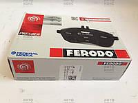 Колодки тормозные передние R13 Ferodo (FDB1337) Daewoo Lanos 1.4,1.5, Daewoo Matiz., фото 1