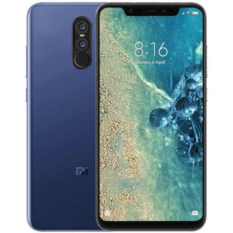 Смартфон Xiaomi Pocophone F1 6/128GB Blue