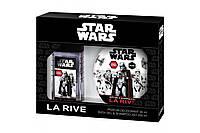 Детский подарочный набор La Rive Star Wars First Order (парф.вода, гель д/душа)