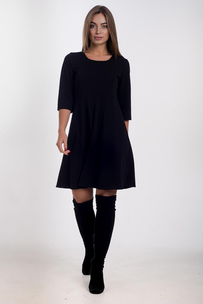 Платье K&ML 503 черный 46
