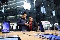 Продажи IPhone в Китае за 2015 год возросли на 62 процента