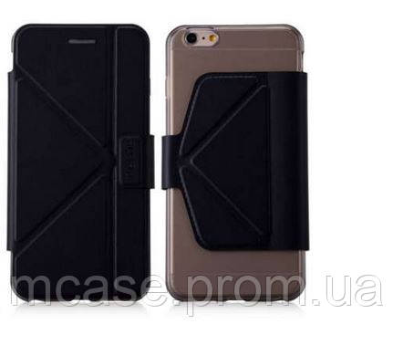 Чехол Momax The Core Smart Case for iPhone 6 Plus ЧЕРНЫЙ