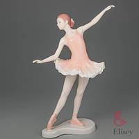 "Фарфоровая статуэтка Veronese ""Балерина"" (25 см)"